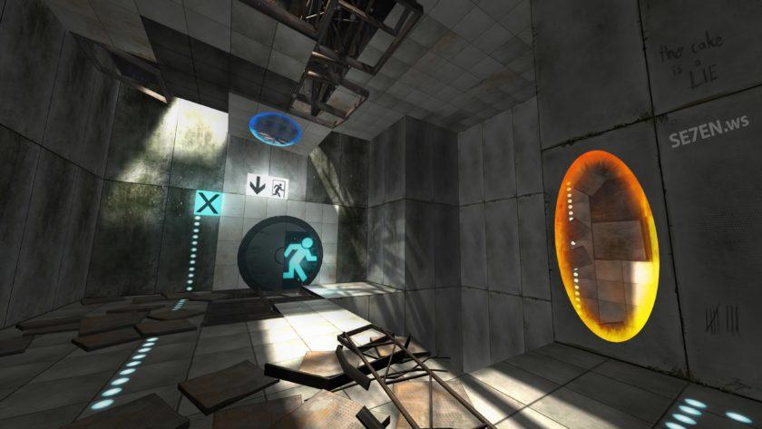 Portal 2 - Скриншот #4