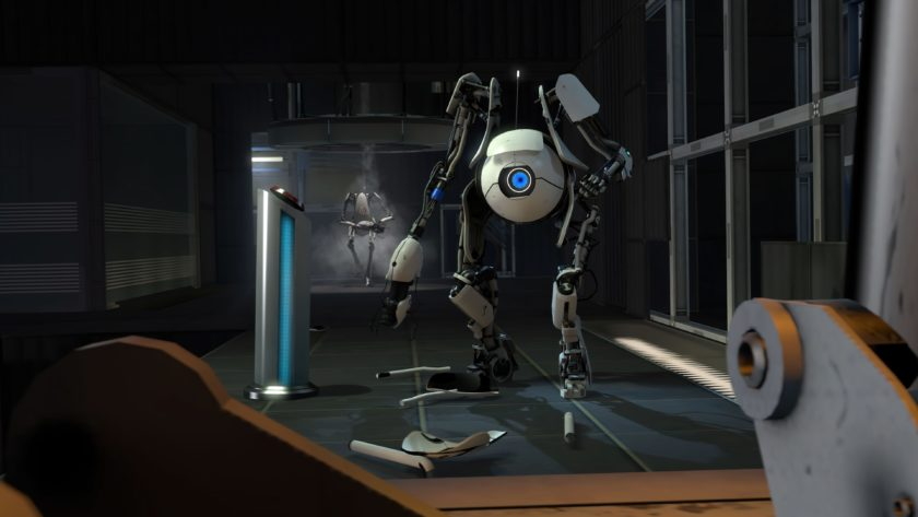Portal 2 - Скриншот #7