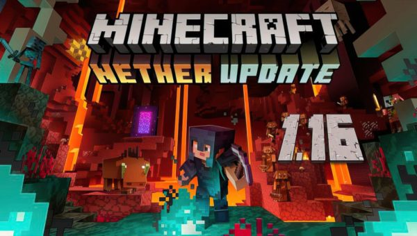 Minecraft 1.16 and 1.16.200: Nether Update