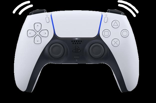 PlayStation 5 Trigger Feedback