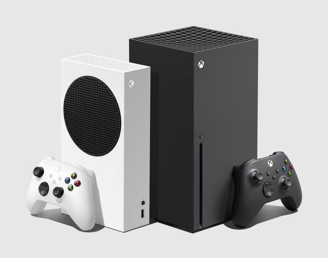 Xbox Series S и Xbox Series X