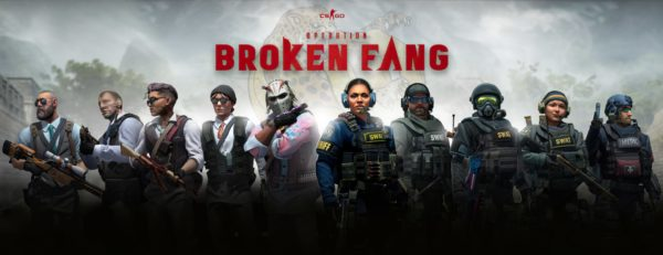 CS: GO - Operation Broken Fang