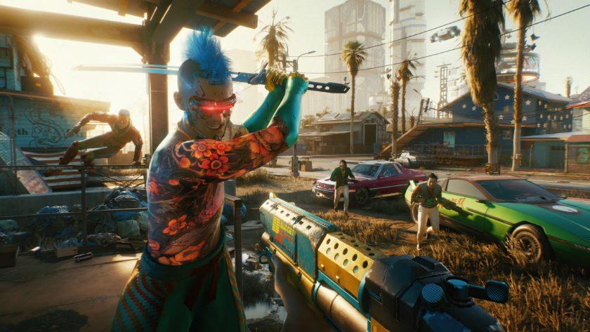 Cyberpunk 2077 - Screenshot #07