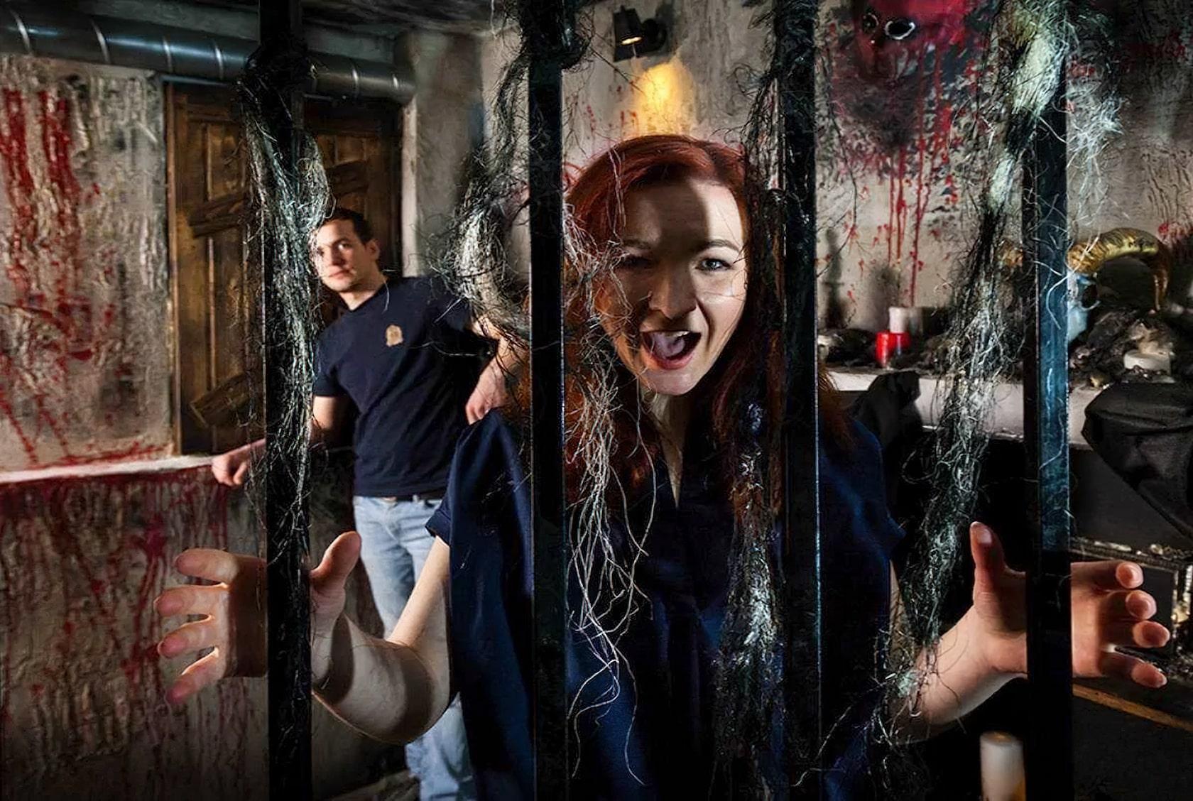 Квест - Дом с привидениями