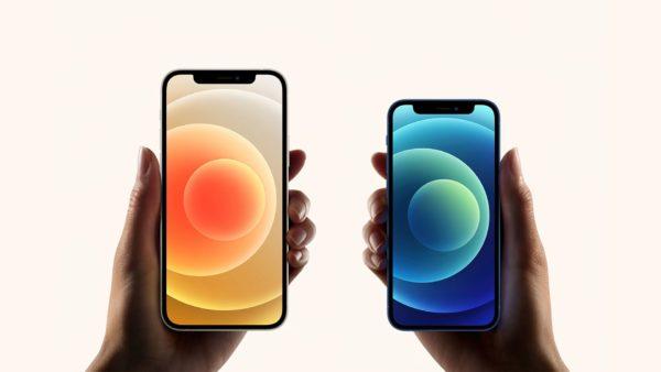 Iphone 12 в сравнении с 12 mini