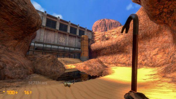 Black Mesa - Скриншот #1