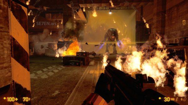 Black Mesa - Скриншот #8