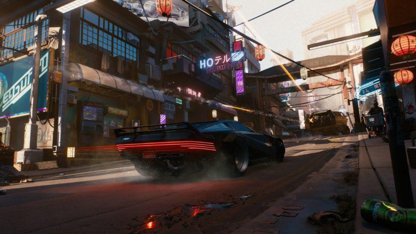 Cyberpunk 2077 - Screenshot #01