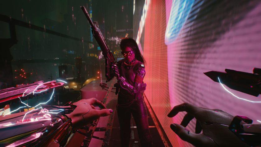 Cyberpunk 2077 - Screenshot #03
