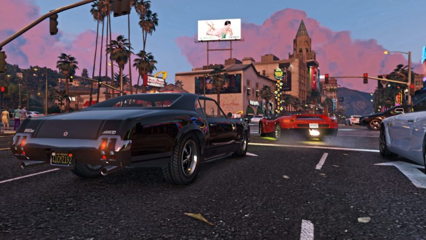 GTA 5 - Screenshot #2