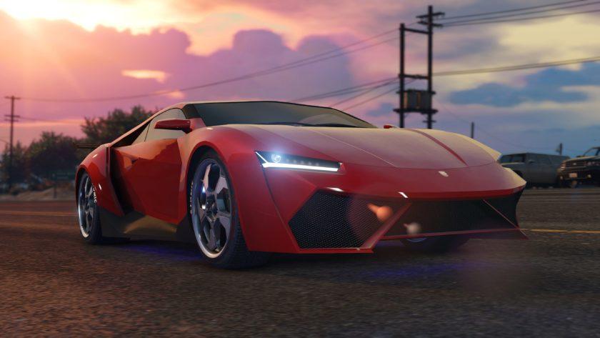 GTA 5 - Screenshot #4