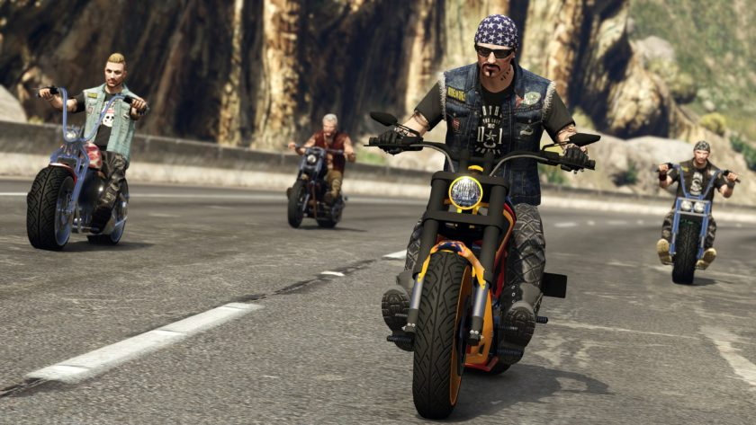 GTA 5 - Screenshot #5