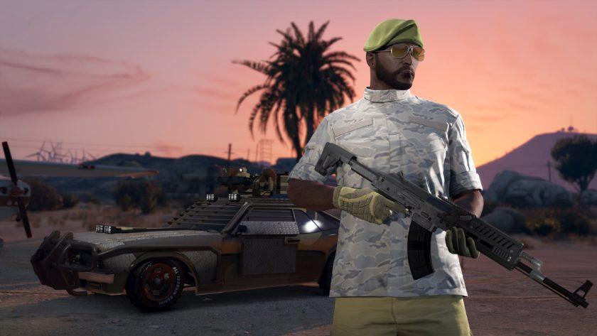 GTA 5 - Screenshot #7