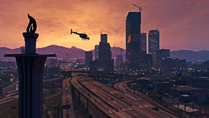 GTA 5 - Screenshot #8