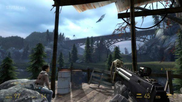 Half-Life 2 - Скриншот #2