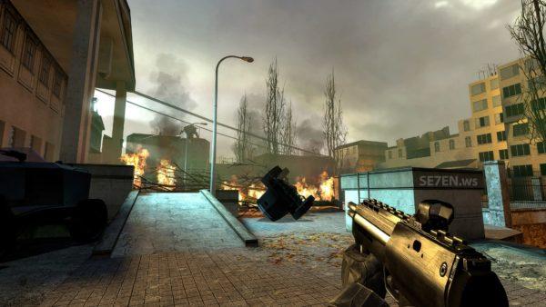 Half-Life 2 - Скриншот #6