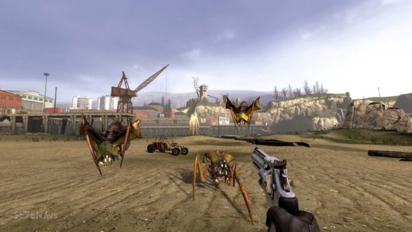 Half-Life 2 - Скриншот #7