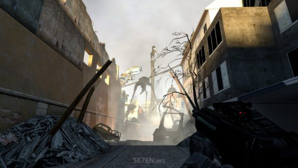 Half-Life 2 - Скриншот #8