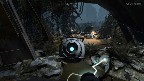Portal 2 - Скриншот #1