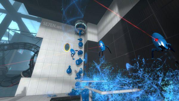 Portal 2 - Скриншот #6