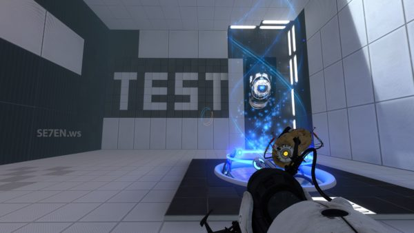 Portal 2 - Скриншот #9