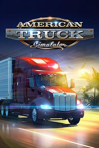 American Truck Simulator - Cover