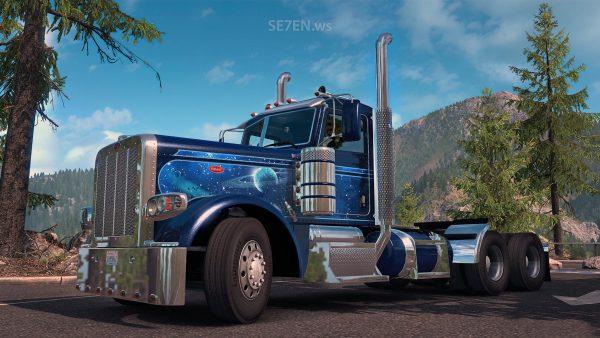 American Truck Simulator - Скриншот #5