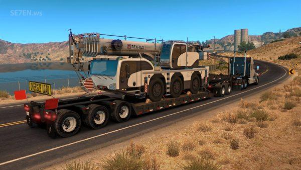 American Truck Simulator - Скриншот #6