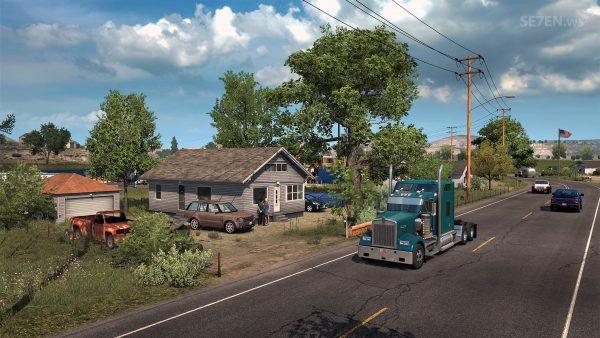 American Truck Simulator - Screenshot #7
