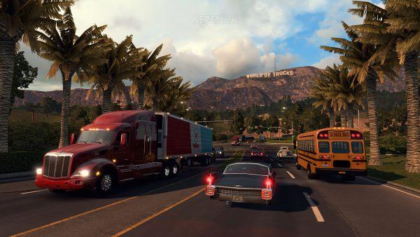 American Truck Simulator - Скриншот #8