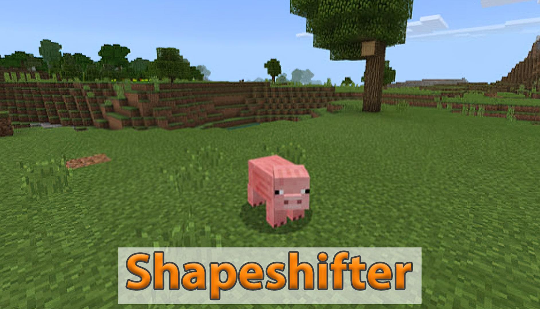Shapeshifter in Minecraft