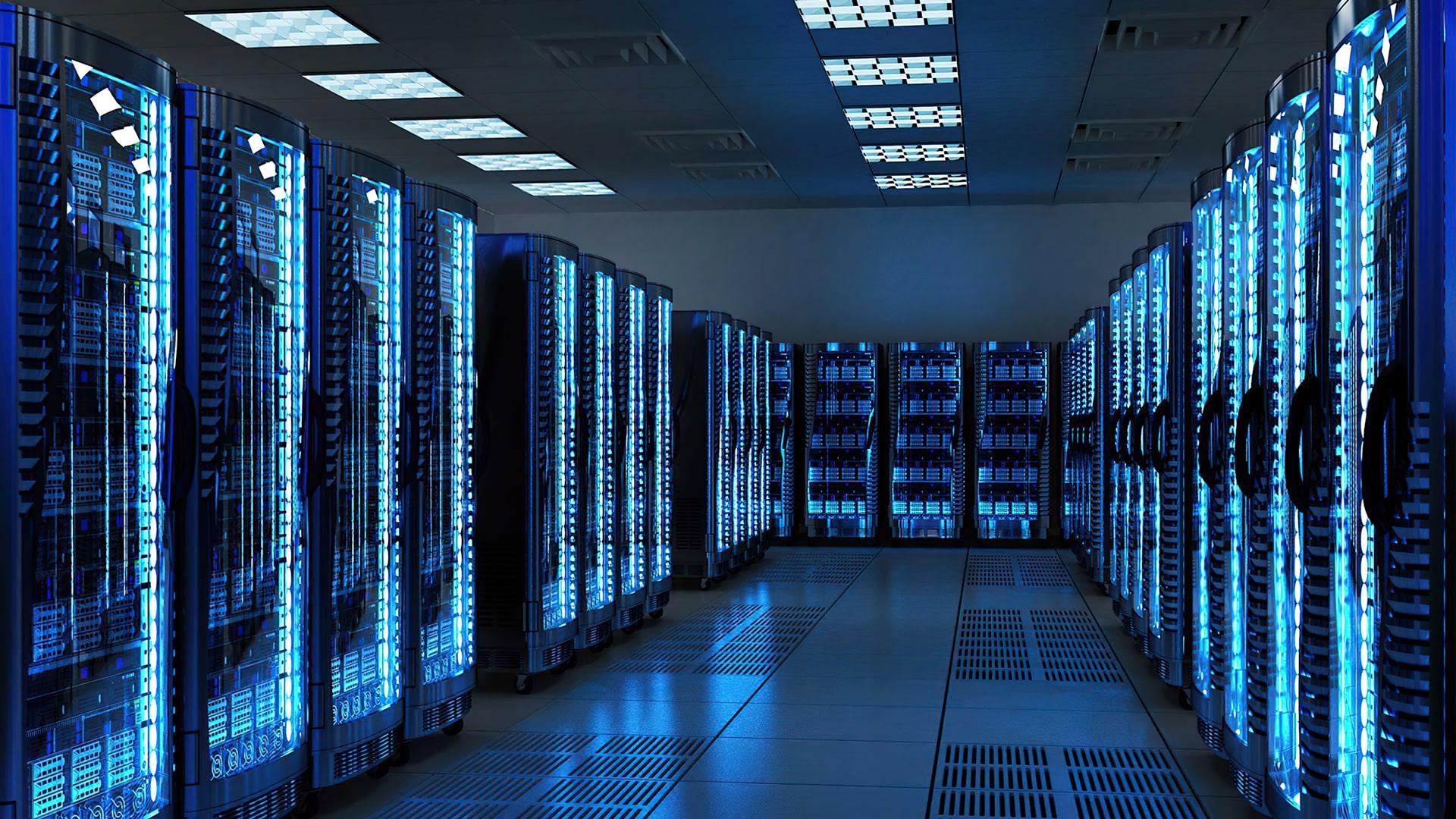 Выделенный сервер в дата-центре